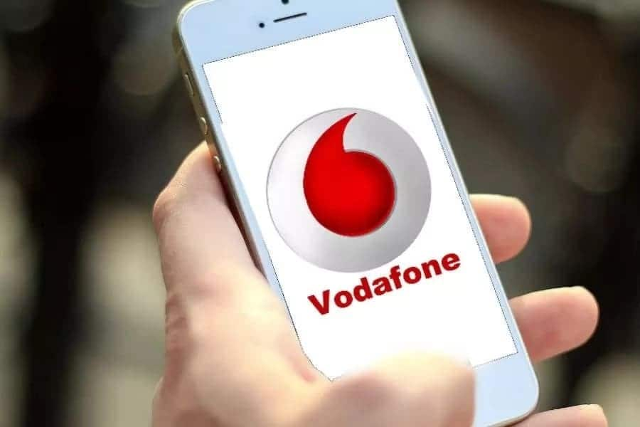 How to borrow credit on vodafone