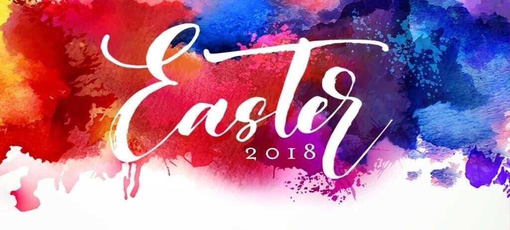 2018 easter dates, 2018 easter date in ghana, easter 2018 calendar date