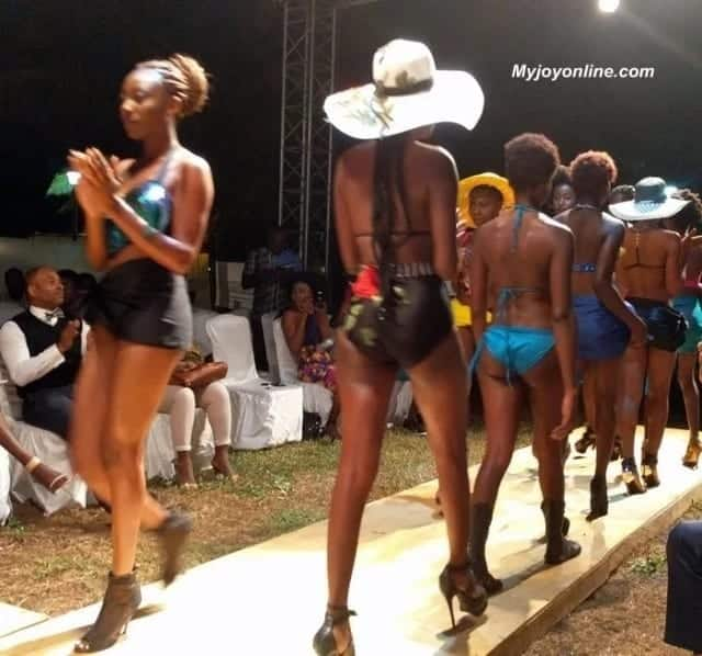 Elegant photos from the Africa Bikini Fashion show