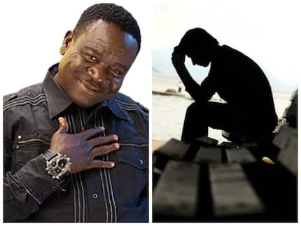 I had not eaten anything and my sight was bad - Mr. Ibu recounts the darkest day of his life