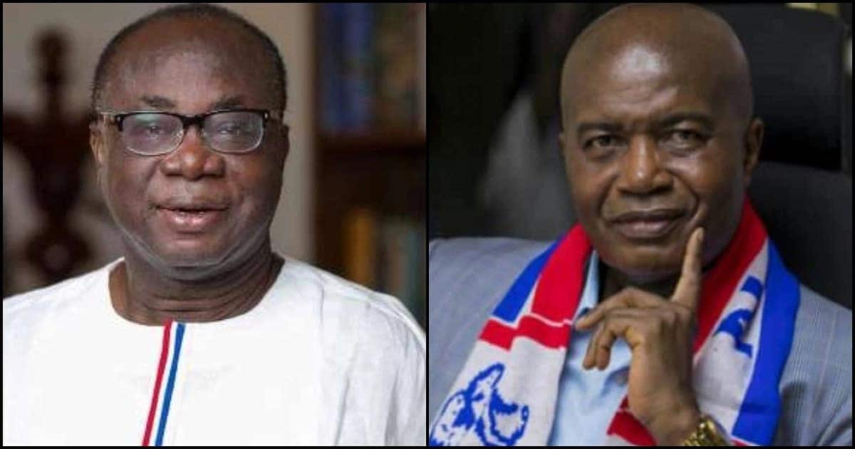 National Security report on NPP elections revealing winners reportedly leaks