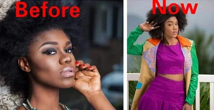 Becca accused of bleaching her skin