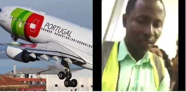 TAP Airlines manhandle two Ghanaian passengers due to overbooking