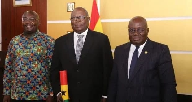 I have no regrets for appointing Martin Amidu as the first Special Prosecutor