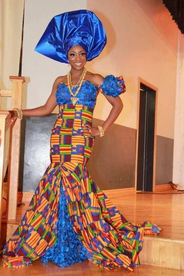 Best fashion dresses in Ghana