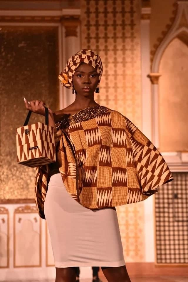 latest kente styles