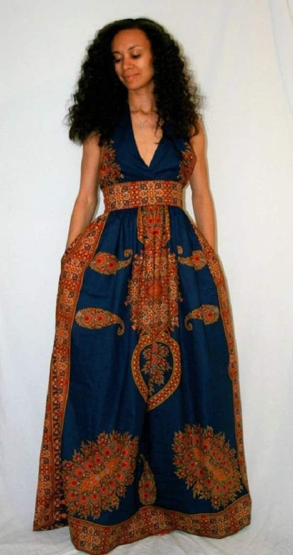 African Wedding Dresses Mother of the Bride