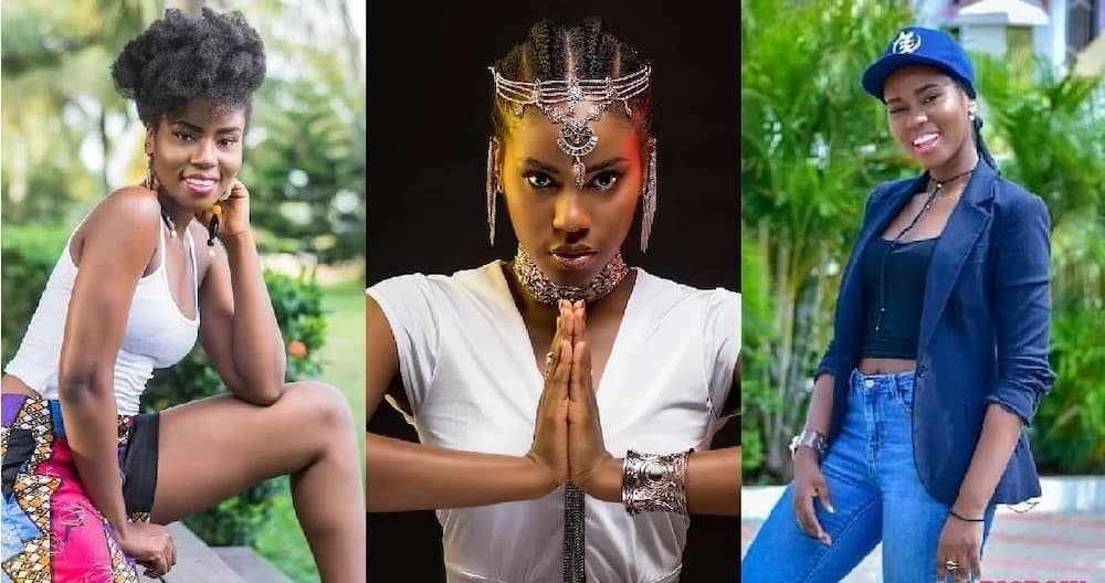 MzVee behaves like a boy in new hilarious video