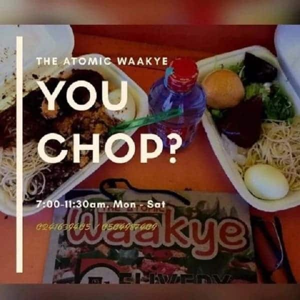 How three university graduates opened a waakye business