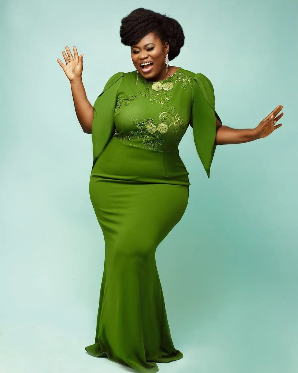 Twitter was not a safe place for Lydia Forson on Father's day ...