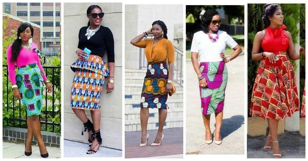 african print skirt and blouse ankara designs for skirt and blouse skirt and top styles