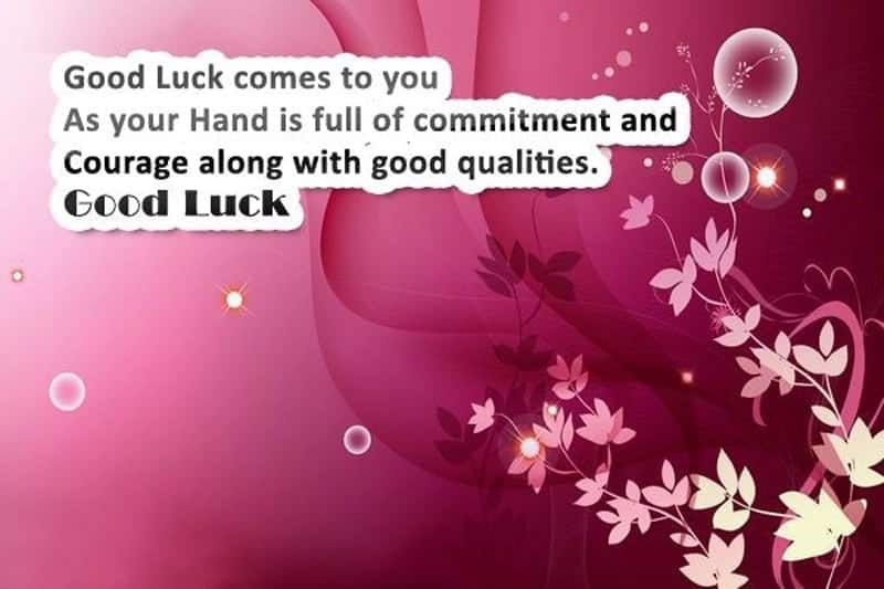 Inspirational best wishes SMS