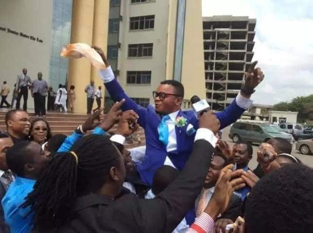 VIDEO: Obinim delivers lady who slept with over 9000 men