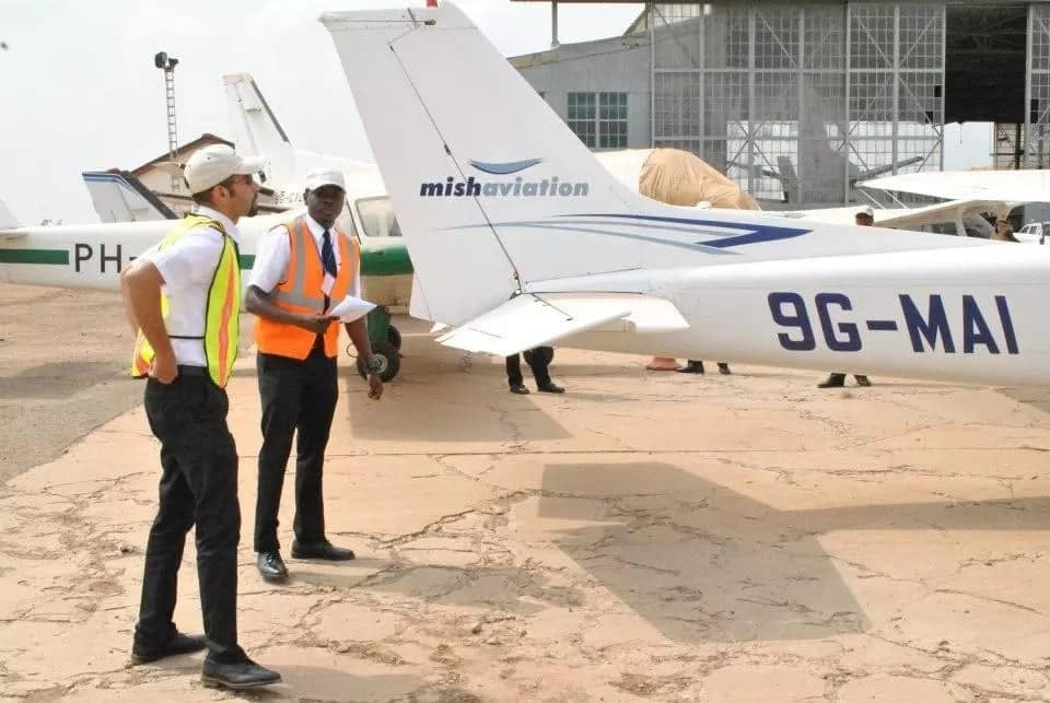 List of Aviation Schools in Ghana