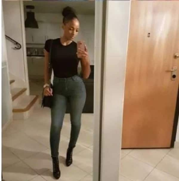Meet Yvonne, Andre Ayew's dazzling wife