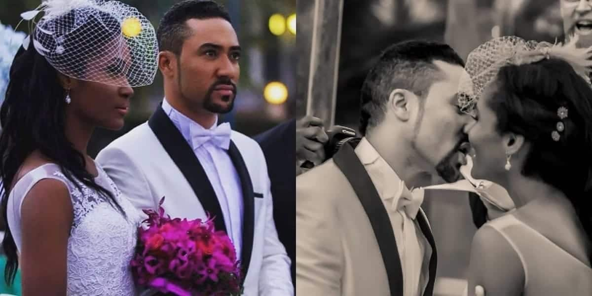 Majid Michel and family pictures and story