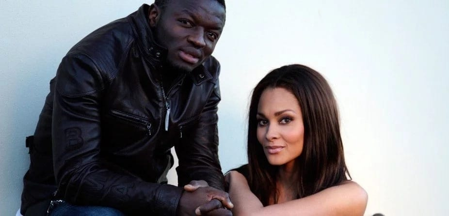 "Menaye Donkor confesses to not being ""in the market"" when she first met Sulley Muntari"