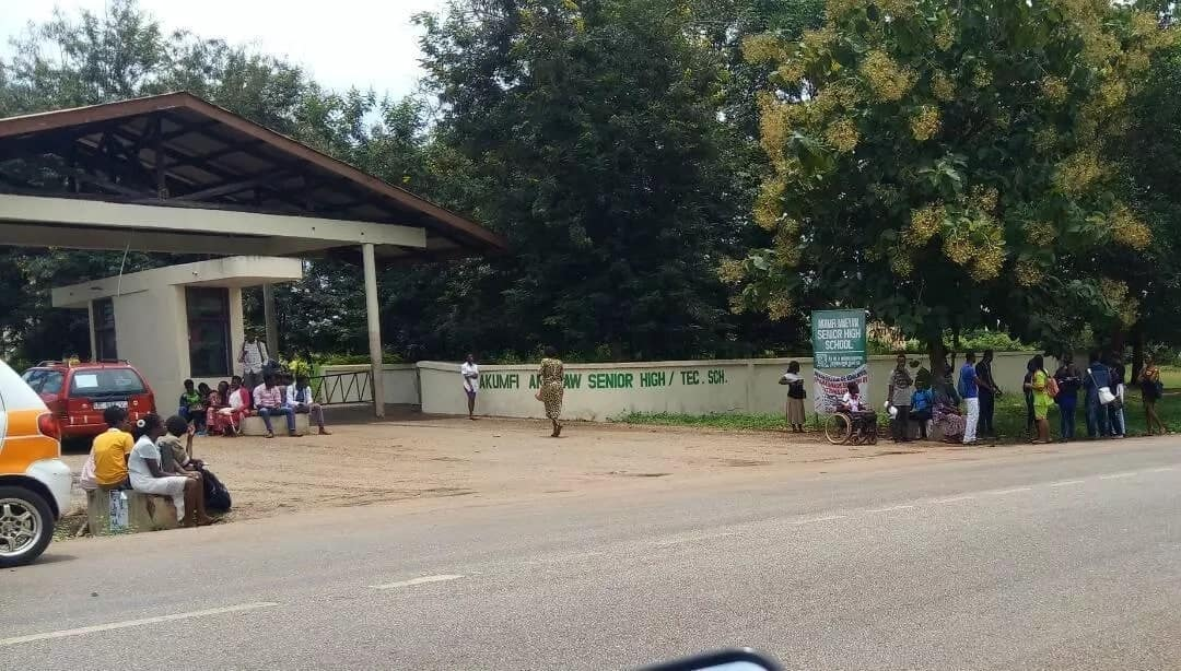 Headmaster instructed to reimburse money 'taken' from Free SHS entrants