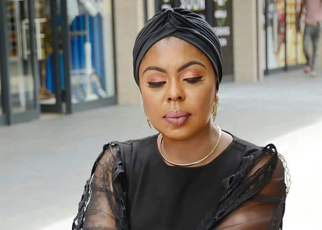 Afia Schwar charges at Ebony's funeral; Insults media, politicians and Ghanaians
