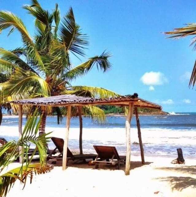 Best beaches in Accra