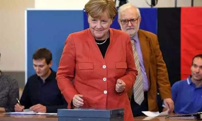 Germany Angela Merkel wins 4th term as Chancellor