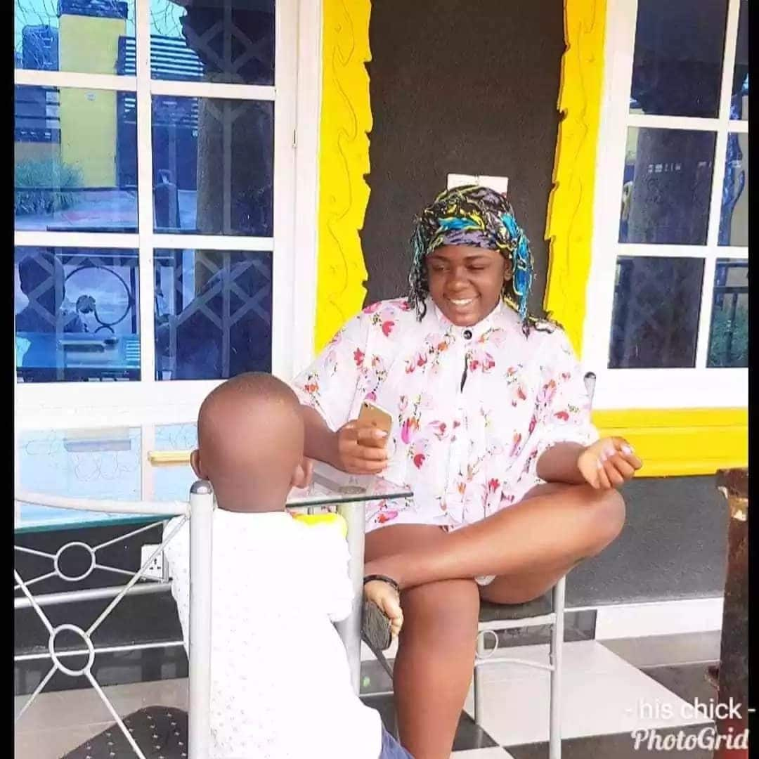 Wild and trending photos of actress Tracey Boakye