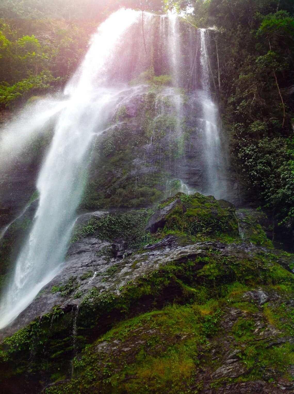 Waterfalls in Ghana Waterfall Pictures of waterfalls in Ghana