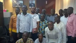 NPP organizers appeal for NADMO district positions