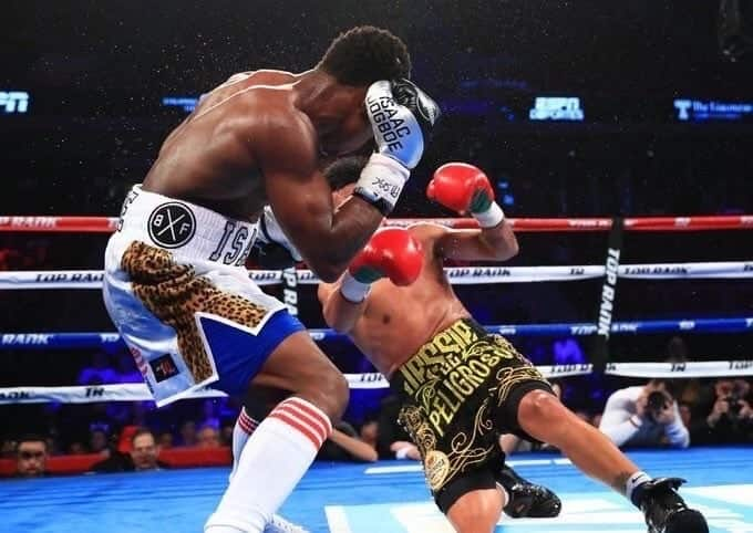Ghana, after years of waiting, has a new world boxing champion in Isaac Dogboe