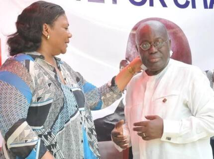 Not even Rebecca can stop me from persecuting corrupt officials - Akufo-Addo