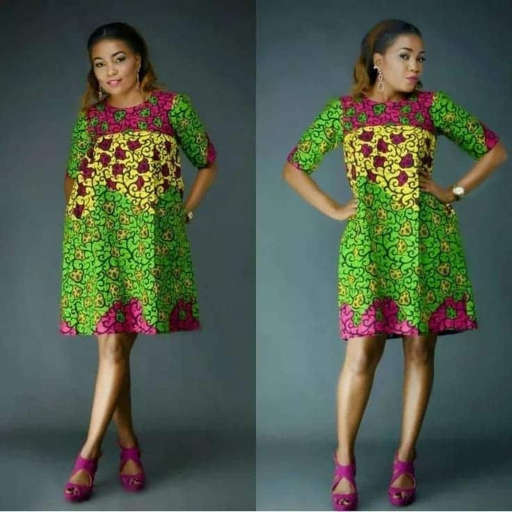 Latest african maternity dresses for a fashionable look 2018