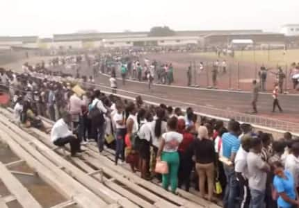 500 immigration jobs for more than 80,000 unemployed graduates: Ghana's dark unemployment scare