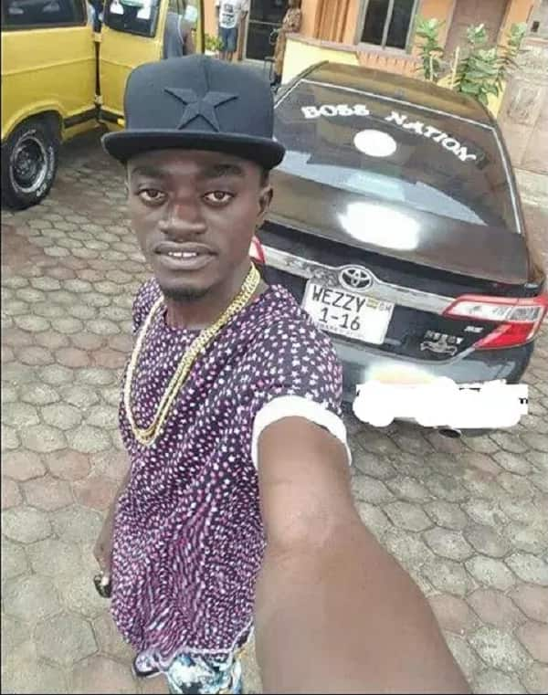 Photos: Lil Win shows off his cars