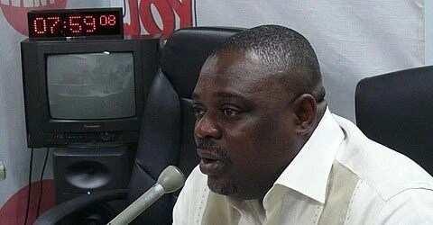 Koku Anyidoho congratulates 'professional' BNI after release