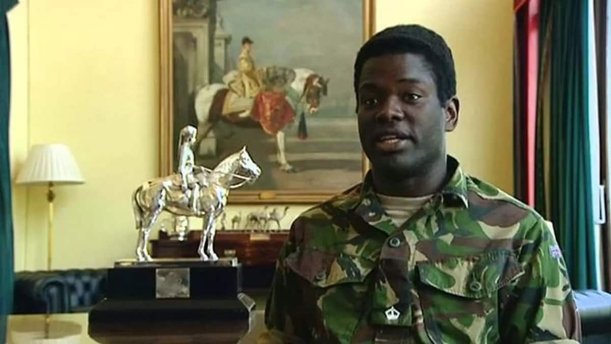 Ghanaian born soldier receives historic appointment by Queen Elizabeth II