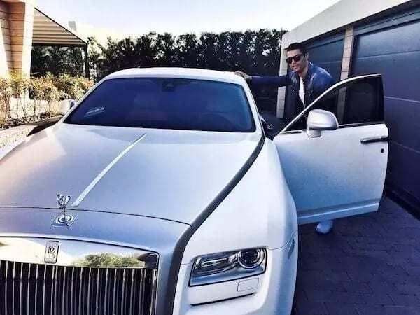 Cristiano Ronaldo house 2017