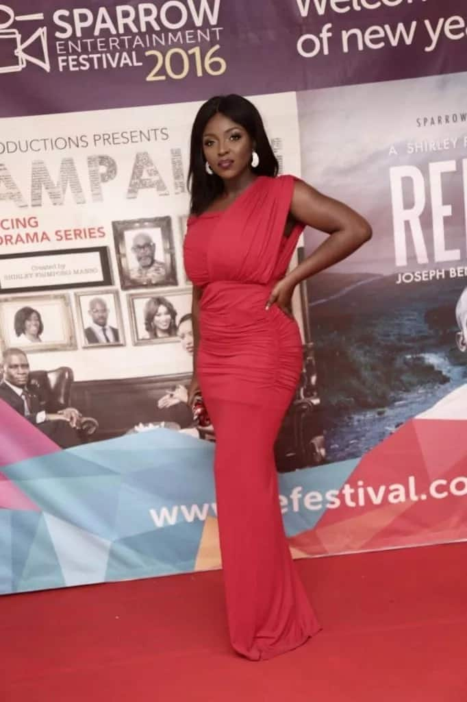 Yvonne Okoro has finally revealed the one thing she wants in her man