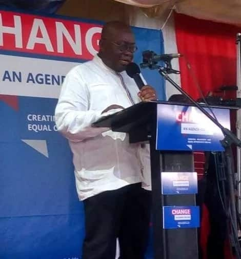 Nana Addo and Donald Trump; are they presidential candidates of the same feather?