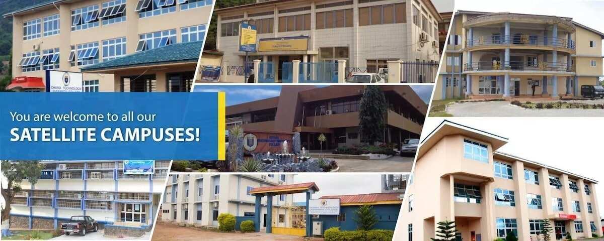 technical universities in ghana, technology university college ghana, list of technical universities in ghana