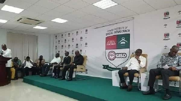 NDC has been hijacked by opportunists – President Mahama