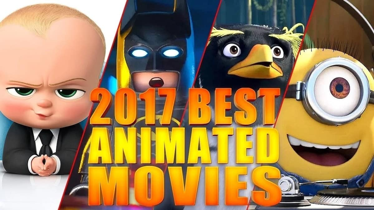 List of 2017 animation films