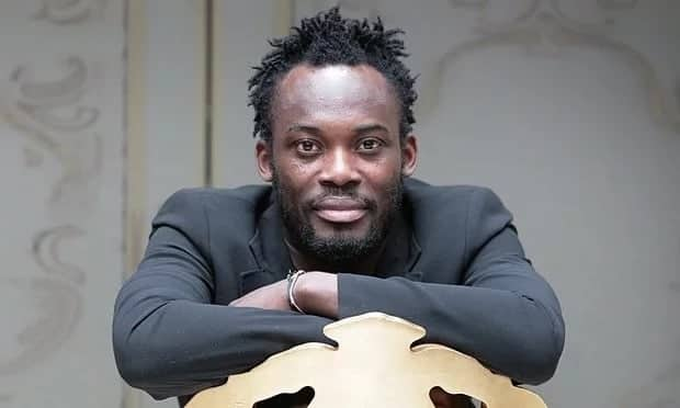 Michael Essien does not see himself becoming a coach