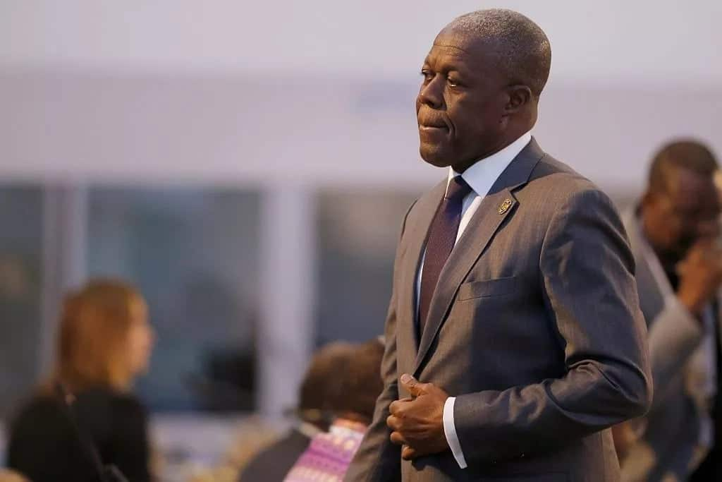 Amissah-Arthur's family reacts to his sudden death