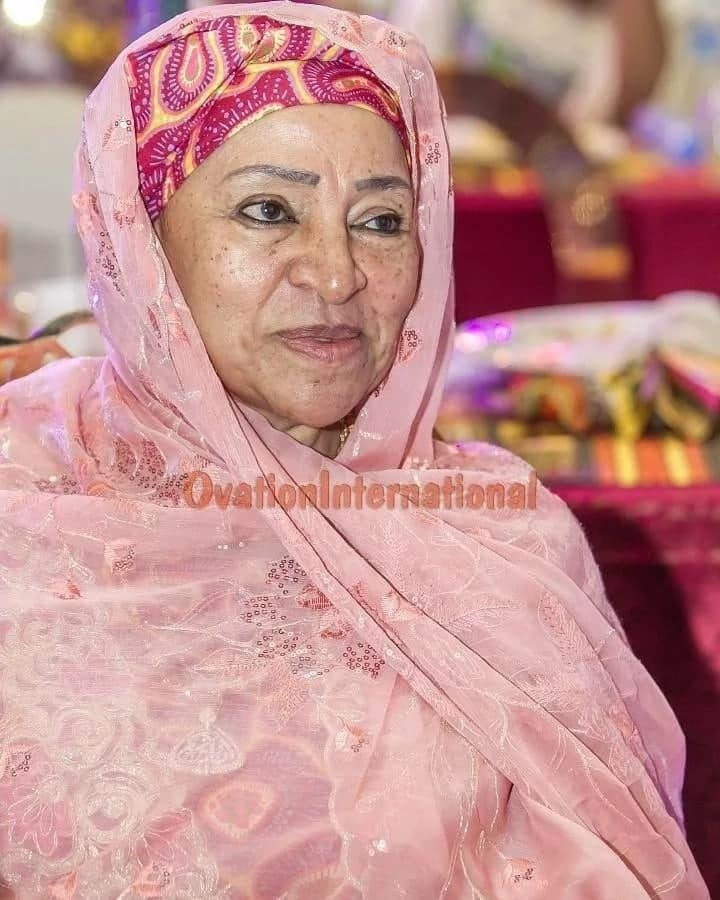 All the photos you missed from the marriage ceremony of daughter of Africa's man, Dangote