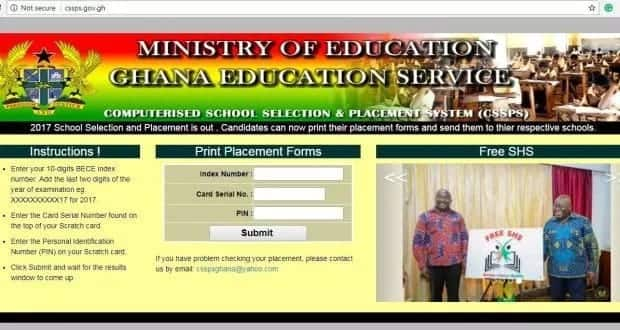 BECE selection and placement