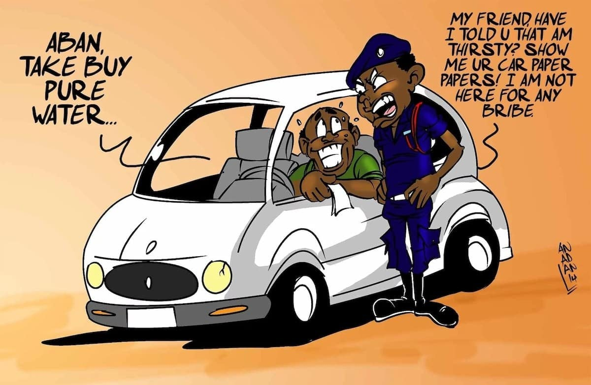 6 everyday hustles of driving in Accra