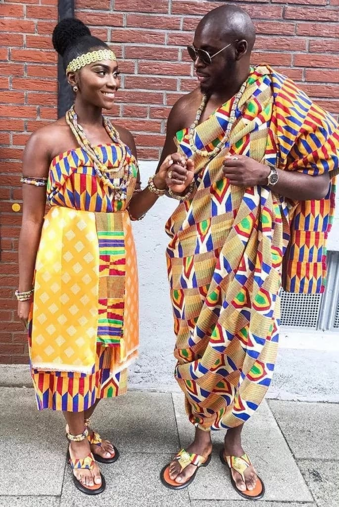 Men's african wear for wedding