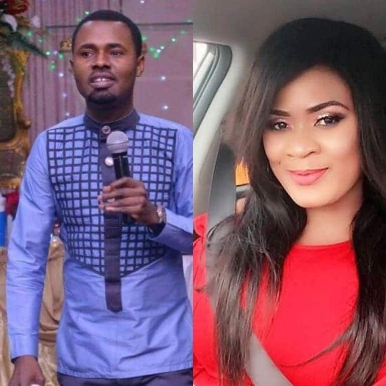 Ernest Opoku and Nayas love story