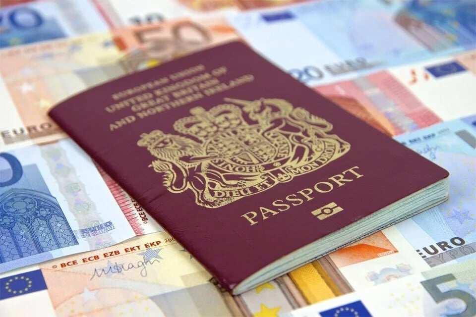 How to fill Ghana passport form