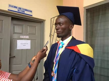 My strategy is simple; UCC's best Bachelor of Commerce student shares his secret to success